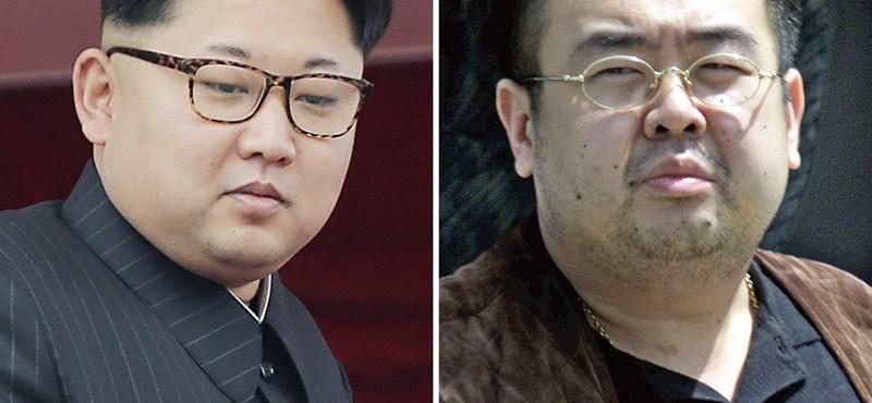 Magyarországon is megpróbálhatták megölni Kim Dzsongnamot