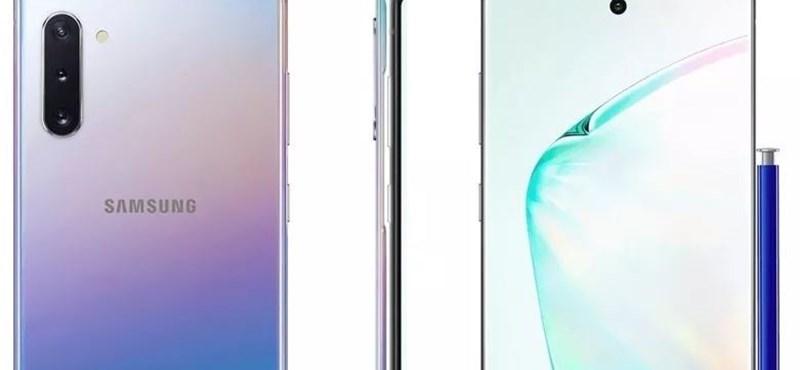 Kiderült, milyen erős lesz a Samsung Galaxy Note10