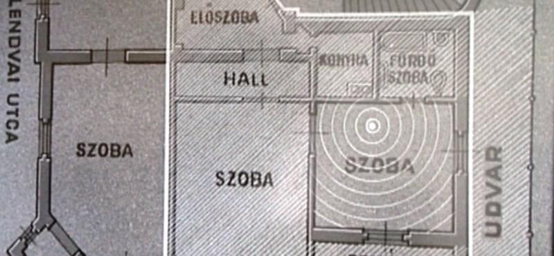 Titkos belügyi lakások Budapesten. Térkép és címlista