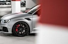 A legerősebb győri Audi 470 lóerős lett