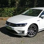 VW Passat GTE teszt: zöld atléta