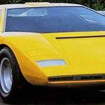 50 éves a Lamborghini Countach