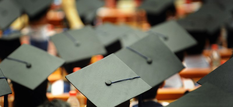 Siralmas adatok: folyamatosan csökken a diplomások száma Magyarországon