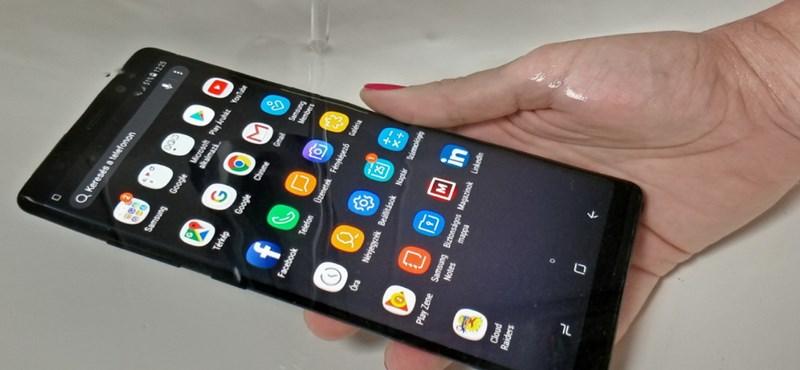 Mit tud a gyakorlatban a Samsung legjobbnak mondott telefonja?