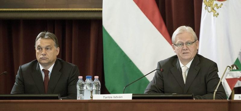 Tarlós üzent Amerikának, Orbán nem fél a konfliktustól