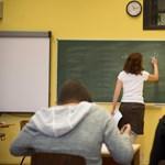Fordulat: több tanár dolgozott ebben a tanévben