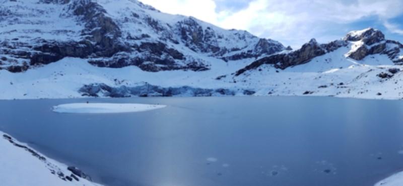 180 nuevos lagos son una evidencia impresionante del cambio climático en los Alpes