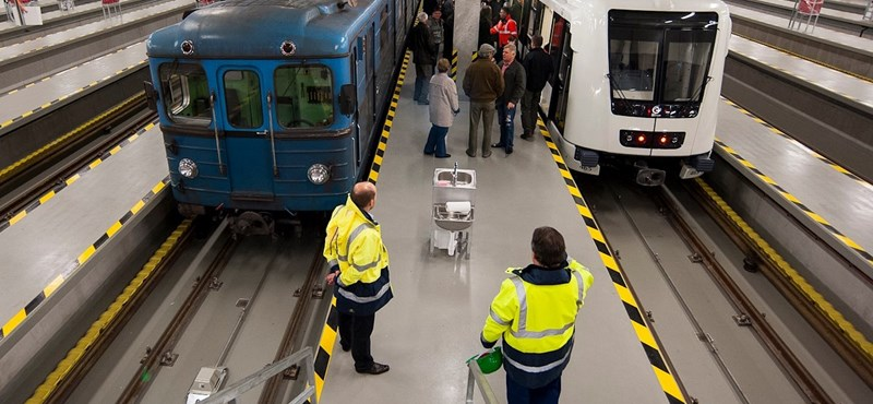 Lassan végleg elbúcsúzhatunk a szovjet metróktól a 2-es vonalon