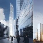 Moszkvában épülhet fel a legmagasabb európai lakóház