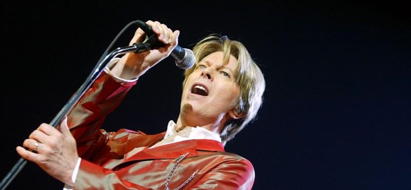 Melyik Lovasi kedvenc Bowie-száma?