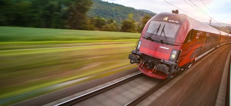 Tényleg jobb lenne elfelejteni a repülőket, és vonattal menni mindenhova?