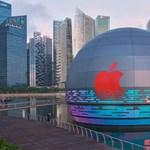 Látványnak sem utolsó: vízre építi legújabb üzletét az Apple
