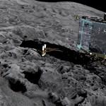 Már fúr a Philae az üstökösön, de szorít az idő
