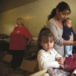 Csaknem minden második, gyermeket nevelő család a létminimum alatt tengődik