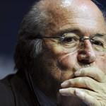 """FIFA-elnök: """"a labdarúgás fekete napja"""""""
