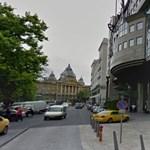Kisebb tűz volt egy belvárosi luxushotelben Budapesten