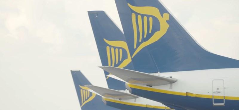 A cég történetének legnagyobb sztrájkjára készülnek a Ryanair dolgozói