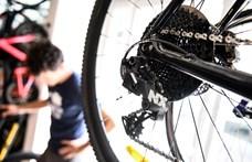Óriási tömegbukás történt a Gella magyarországi kerékpáros kupán