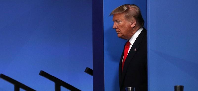 Trump mindent megtesz, hogy az adóbevallása ne kerüljön a képviselőház elé