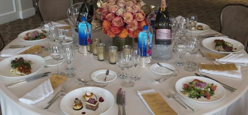 Golden Globe vacsora olasz módra