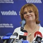 Szőlőben utazik Szalai Annamária, az új médiacsászárnő