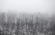 Az ország nagy részéről ma eltűnik a köd