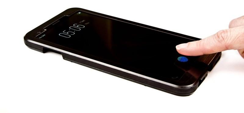 Itt van az első kijelző alatti ujjlenyomat-olvasós telefon – a kínai Vivo rakta össze