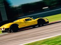910 millió forintot kérnek ezért az egyetlen példányban készült sportkocsiért