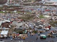 Újabb vihar csap le a Dorian hurrikán által két hete letarolt Bahamákra