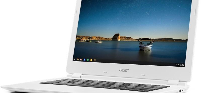 Extra sokáig bírja egy feltöltéssel az új laptop