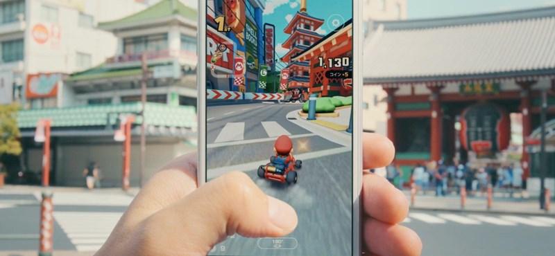 Megjött az év egyik legjobban várt mobilos játéka, a Mario Kart Tour
