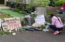 A nyílt utcán gyújtotta fel a feleségét egy férfi Franciaországban