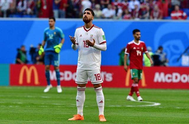 afp.18.07.09. - Ima - Iráni Alireza Jahanbakhsh.