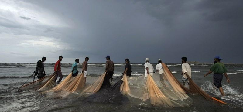 A kenyai halászok is védekezésre használják az óvszert, de nem úgy, ahogy gondolná