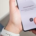 2019 után ismét előkerült a Samsung egyes telefonjain az ujjlenyomat-olvasós hiba