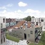 Ilyen egy holland lakótelep - kicsit más, mint Magyarországon