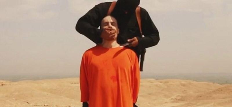 Londoni brit fejezte le James Foleyt az Iszlám Állam videóján