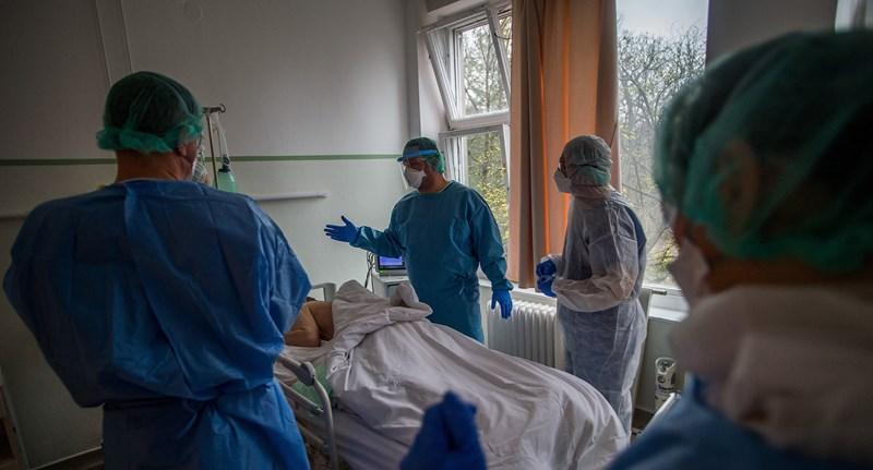 Nagy a kockázata annak, hogy Budapesten berobban a járvány