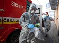 Vészhelyzet lép érvénybe Szlovákiában csütörtökön