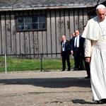 Ferenc pápa: a terrorra nem lehet még nagyobb terrorral válaszolni