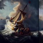El tudja dönteni, hogy melyik képet festette Rembrandt, és melyiket rakták össze stock fotókból?