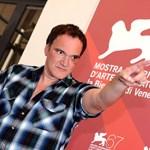 Quentin Tarantino nem győz bocsánatot kérni