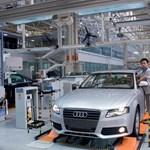 Ennyi végzős diák kapott állást az Audinál