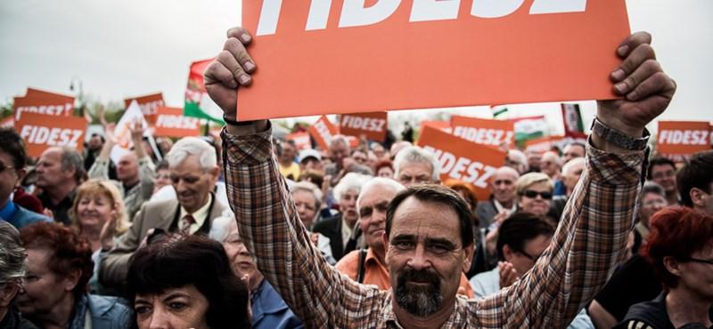 Medián: csak a Fidesz kétharmada a kérdés