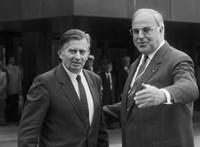 """Antall József és a lengyel seftelők Nyugat-Berlinben – """"Eljött a paradicsom"""", 1990. május 26."""