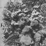 Bizonyíték találtak: olyan erősek voltak a II. világháborús bombázások, hogy még a világűrt is elérték