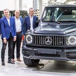 Beindultak a sógorék: Ausztriában elstartolt az ikonikus Mercedes gyártása