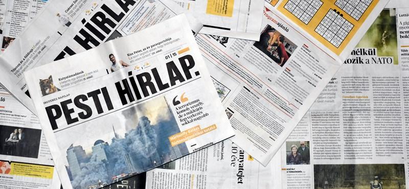 Új befektető száll be a Pesti Hírlapba, Ungár Péterrel is tárgyaltak