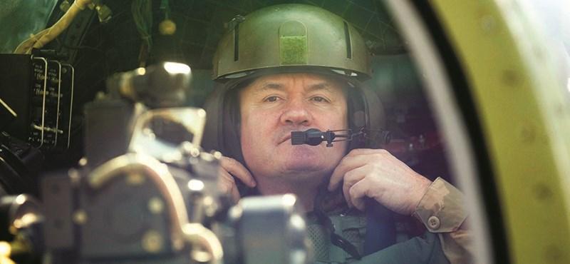 Magyarország több száz tonna hadianyagot küld az iraki kurdoknak
