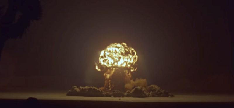 Maradjon ez csak egy videó: így terjedne szét a radioaktív sugárzás, ha Észak-Korea tényleg atomot robbantana